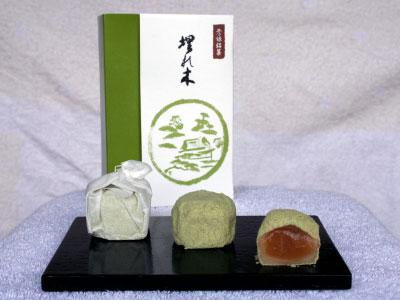Itojyu Umoregi Wagashi
