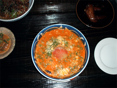 Red Tantanmen Tomato