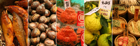Nishiki Market preview