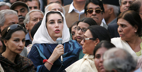 Thoughts on the Assassination of Benazir Bhutto