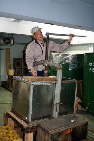 Sake: Learning to Make Sake at Kitagawa Honke Sake Brewery in Fushimi - Part 4