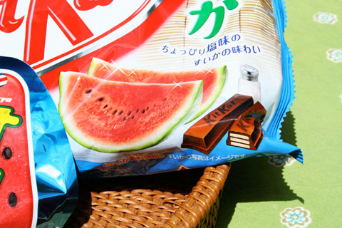 Win Classic and Summer Theme Japanese Junk Food! Subscribe to KyotoFoodie