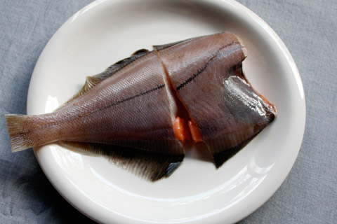homecooking: Nizakana Flounder Simmered with Shishito