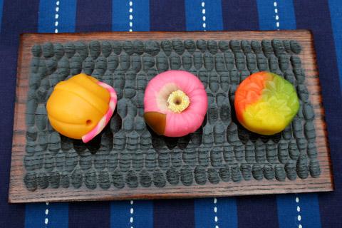 Wagashi: Autumn Theme Namagashi