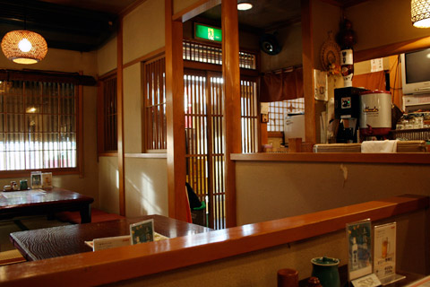Friendly, Homey and Tasty Teishoku Restaurant 京都明日香定食屋 ぶりアラ煮付