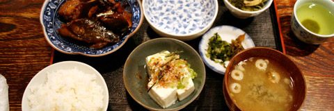 Friendly, Homey and Tasty Teishoku Restaurant 京都明日香定食屋