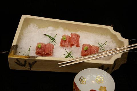 Koshogatsu Ryori and Oma Maguro Tuna 小正月料理 大間マグロ
