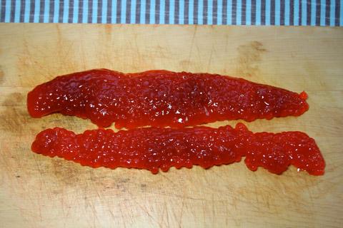Sake Kasu Zanmai: Sujiko (Salmon Roe Sac) Kasuzuke 筋子粕漬け
