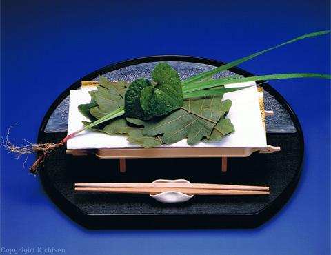 Aoi Matsuri (Hollyhock Festival) Kyoto Kaiseki at Kichisen 吉泉の五月の献立