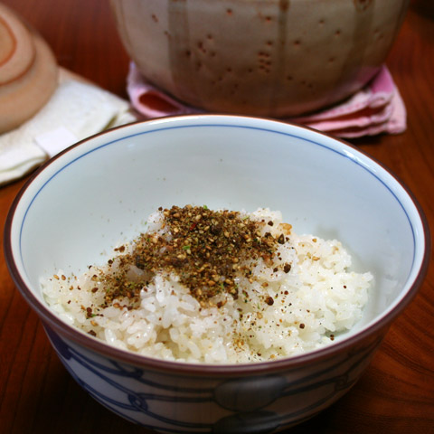 Sea of Japan Heshiko Furikake へしこ ふりかけ