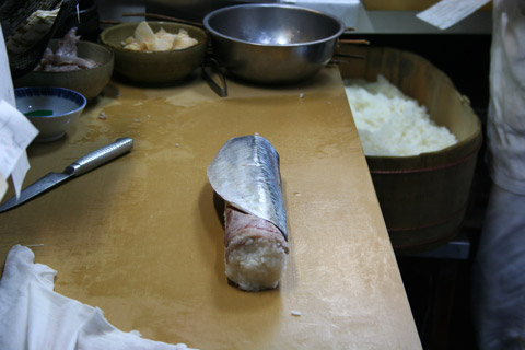 Izuju: The Best Kyoto Style Sushi in Kyoto 祇園いづ重 京都寿司