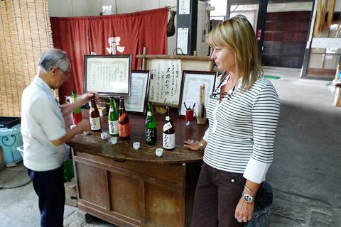 Kyoto-style Sushi Lesson at Kichisen