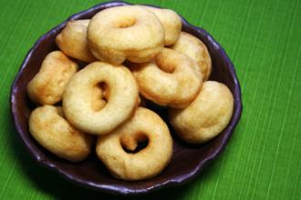 Nishiki Market Best: Soy Milk Doughnut