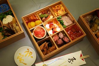 Osechi Ryori: French Osechi by Restaurant Okumura
