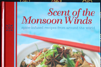 Spicy Cookbook: Scent of the Mansoon Winds