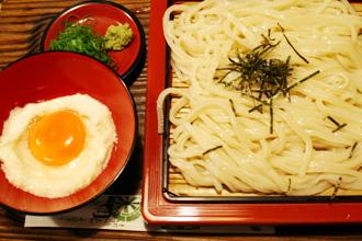 Cold Summer Noodles: Tsunamichi's Zaru Udon, Zaru Soba