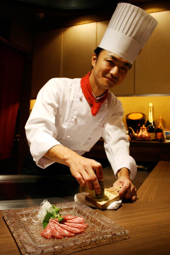 Kyoto Gion Wagyu Teppanyaki Sou 鉄板割烹 爽