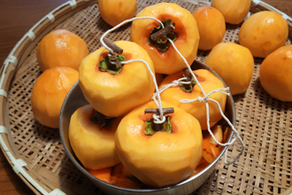 How to Make Hoshigaki (Japanese Dried Persimmons)