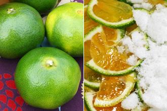Japanese Fruit: Aomikan Marmalade
